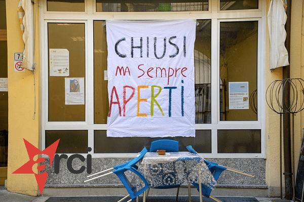 Circoli chiusi bar aperti: discriminazione per il terzo settore