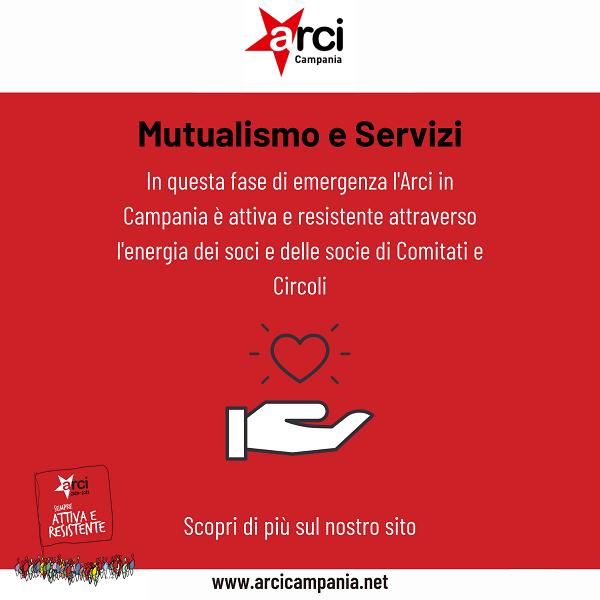 mutualismo e servizi arci in campania