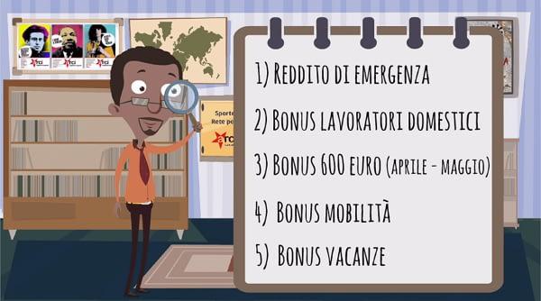 decreto rilancio in 7 lingue per cittadini stranieri