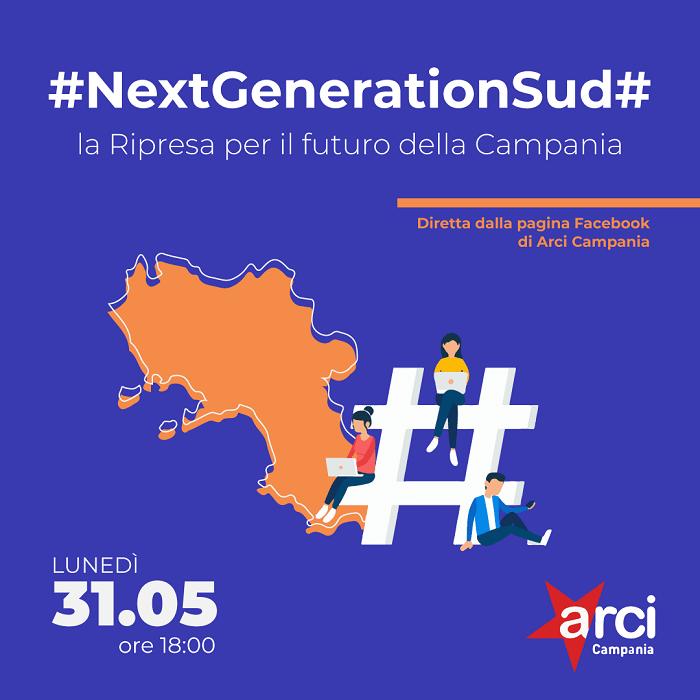 #NextGenerationSud# – La Ripresa per il futuro della Campania, diretta online